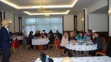 In Your Hands с бизнес семинари в София и Пловдив