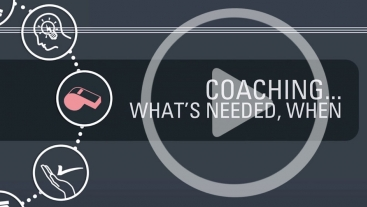 Video: Coaching. What is need and when