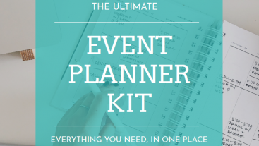 Tool: The Ultimate Event Planner Kit