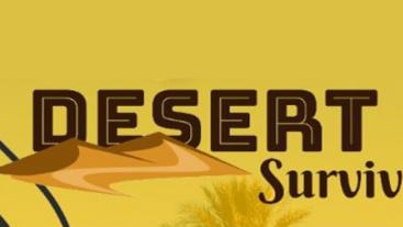 Ангажиращо онлайн екипно преживяване Оцеляване в пустинята™