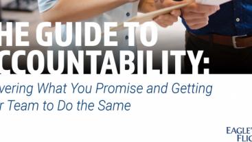 Наръчник за изграждане на лична отговорност и съвестна работа - Изпълни обещаното и екипът ти ще направи същото